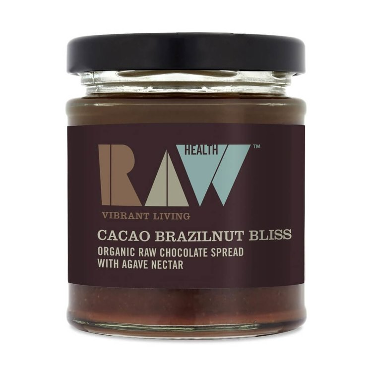 Organic Cacao Brazil Nut Bliss Chocolate Spread 170g