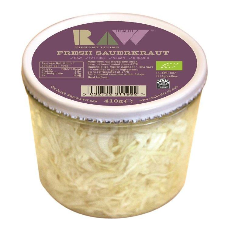 Organic Sauerkraut 410g