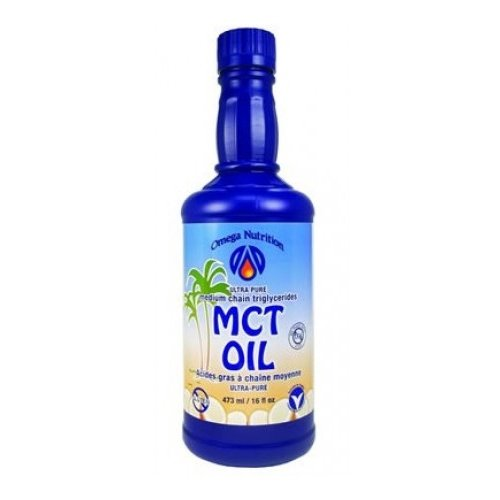 Pure MCT Oil 473ml