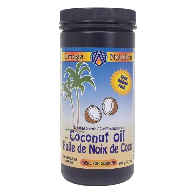 Organic Aroma-Free Coconut Oil 908g