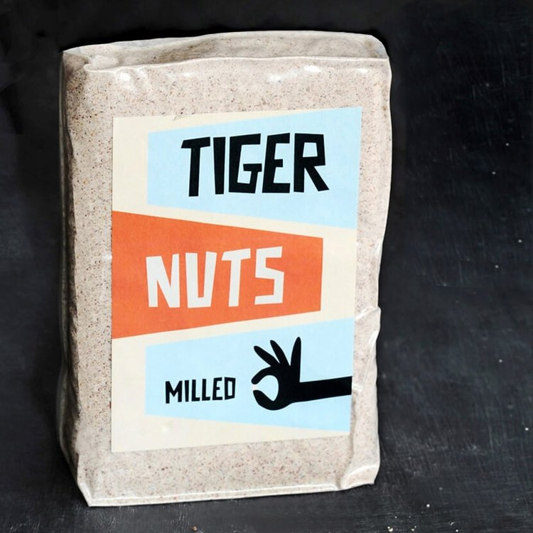 Tiger Nuts Milled Organic 1kg