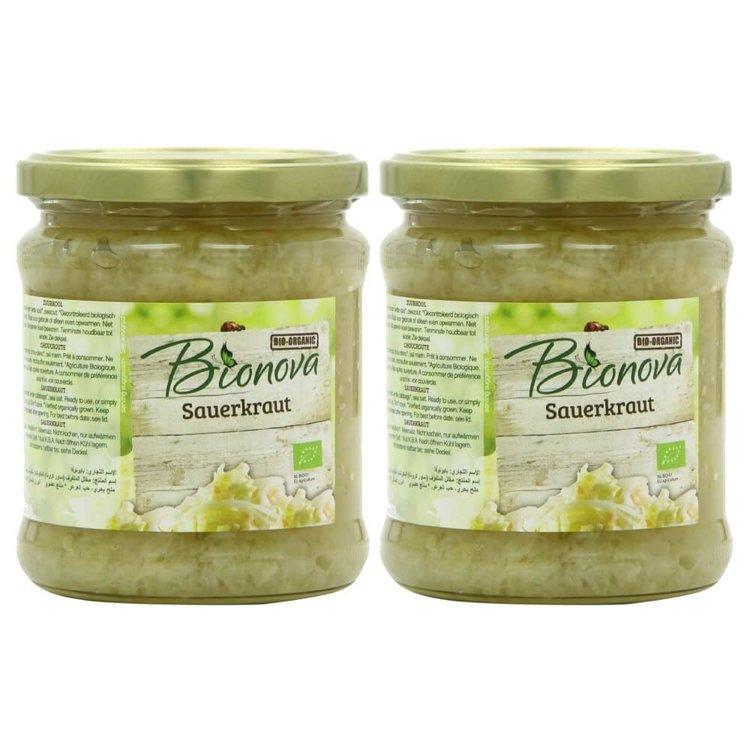 Organic Sauerkraut 2 x 340g