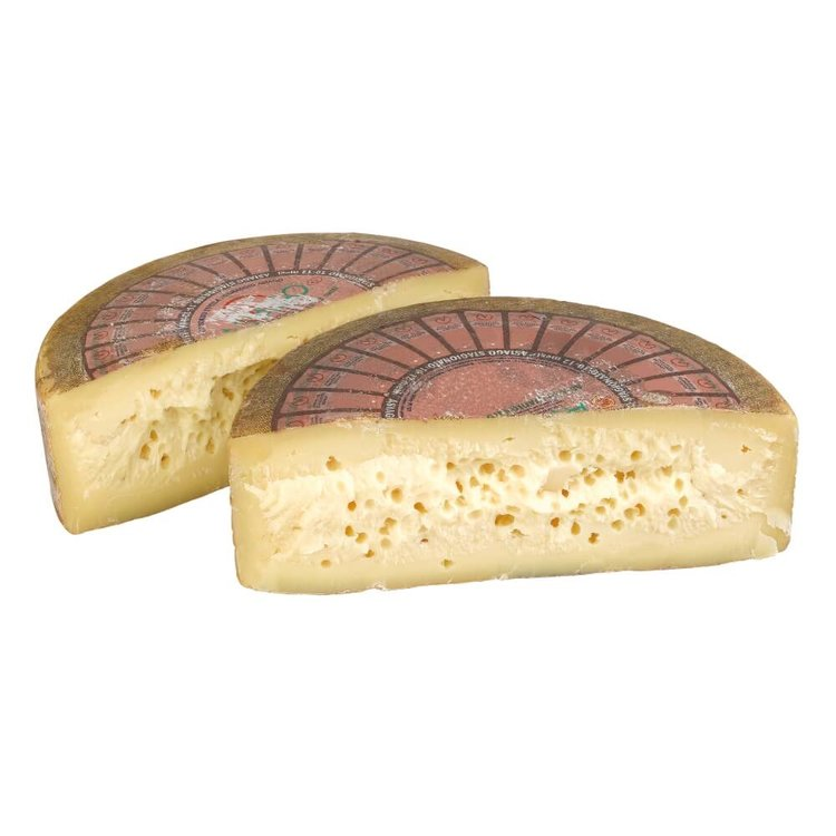 Asiago Stravecchio DOP Extra Mature Cheese 500g