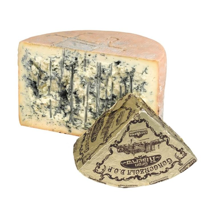 Gorgonzola Piccante DOP Gran Riserva Blue Cheese 500g