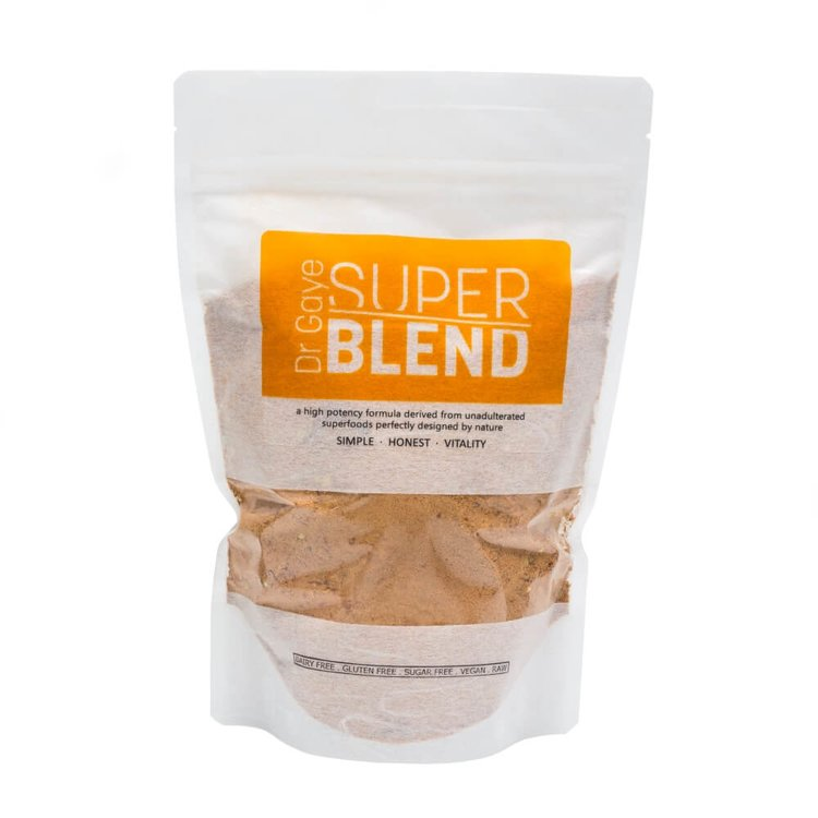 Organic Super-Blend Protein Powder 400g