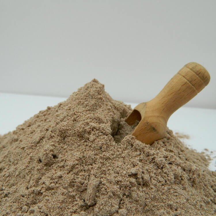 Black flour