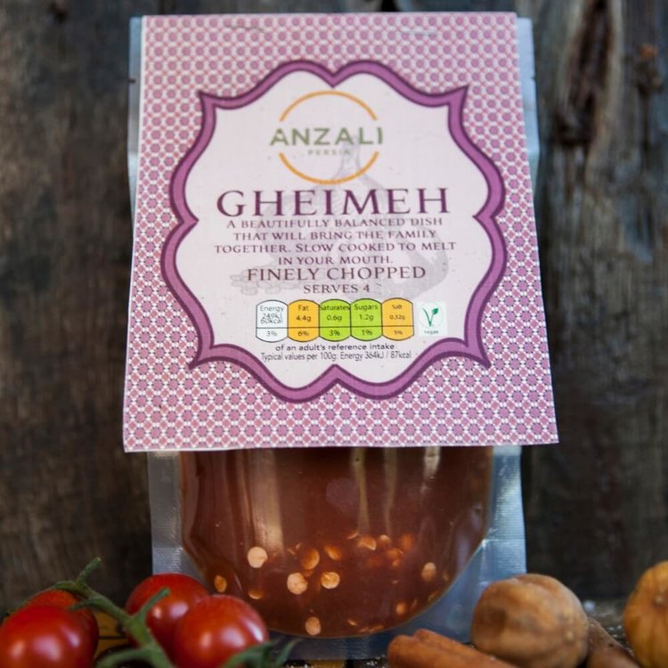 Gheimeh Curry Paste 300g