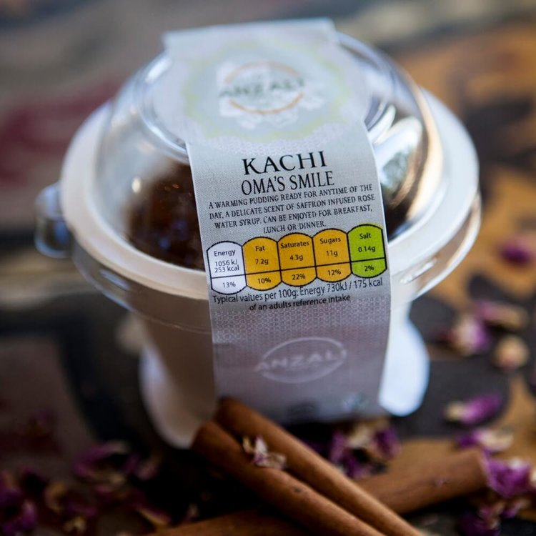 Kachi (Saffron Pudding) 145g