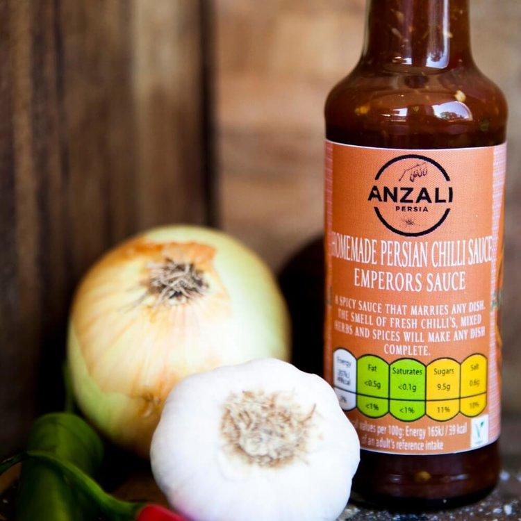 Persian Chilli Sauce 125g