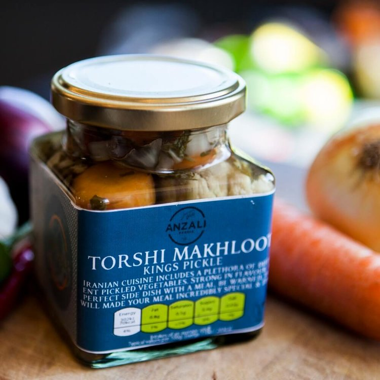 Torshi (Mixed Pickled Vegetables) 340g