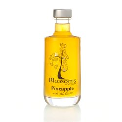 Pineapple Fruit Syrup 100ml (For Desserts, Cocktails, Prosecco, Soft Drinks)