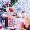 DVees 'Taste of Africa' Gourmet Hamper with DVees Chapman, Hot Sauce & Hibiscus Tea