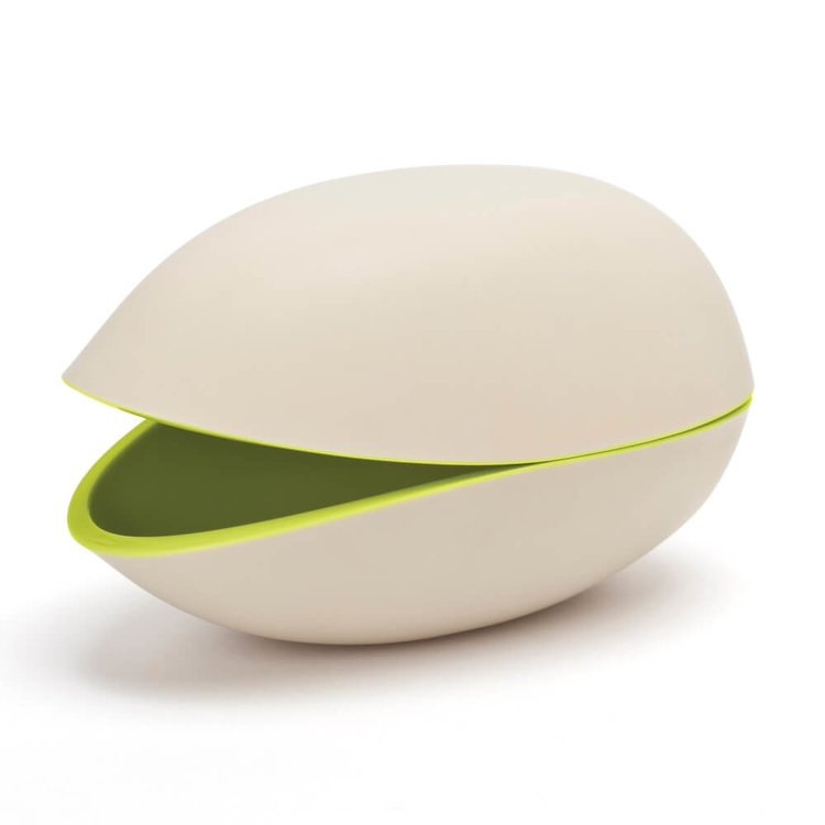Pistachio Shaped Snacks Bowl