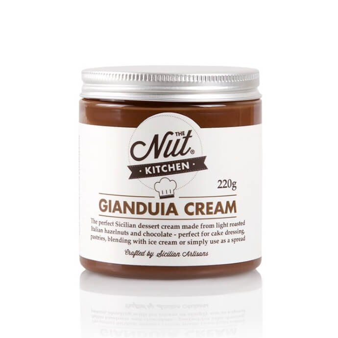 Gianduia Cream 220g