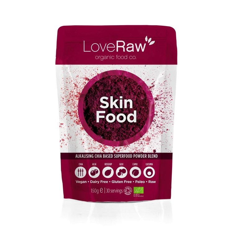 Skin Food - Organic Superfood Powder Blend 150g