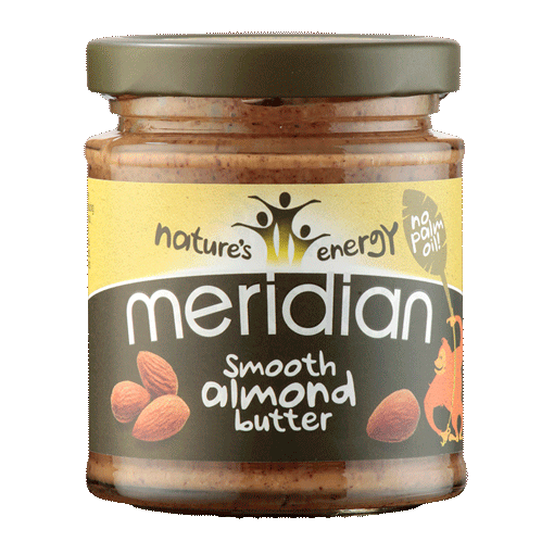 Smooth Almond Butter with Salt 170g