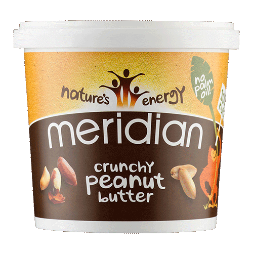 Crunchy Peanut Butter 1kg