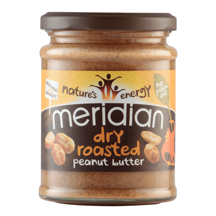 Dry Roasted Smooth Peanut Butter 280g
