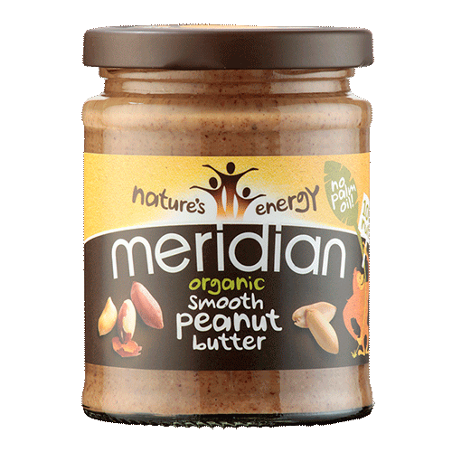 Organic Smooth Peanut Butter 280g