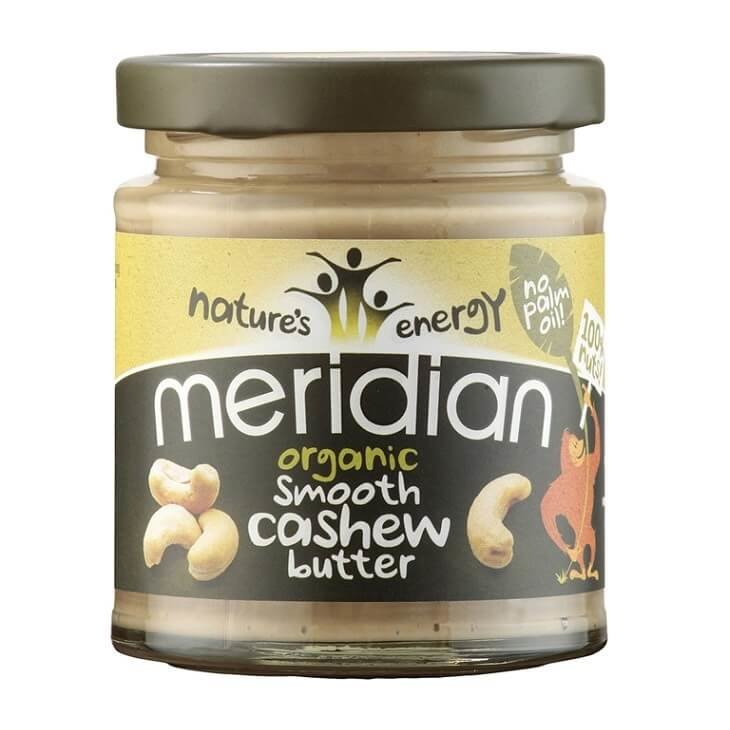 Organic Smooth Cashew Butter 170g