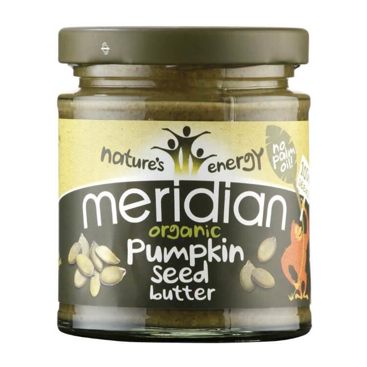 Organic Pumpkin Seed Butter 170g