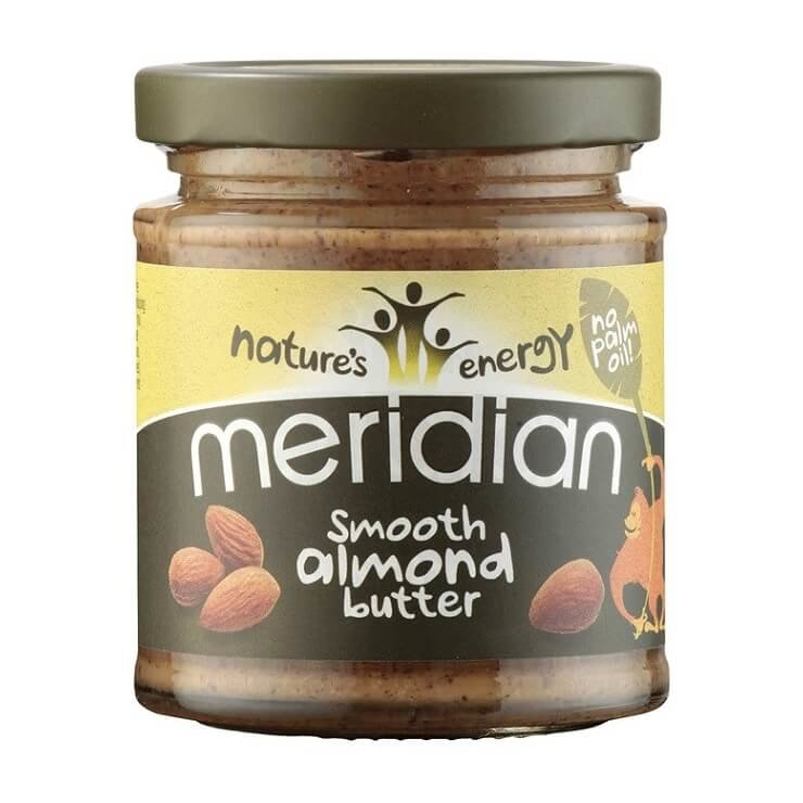 Smooth Almond Butter 170g