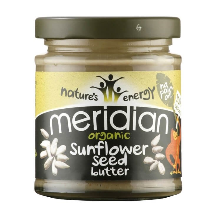 Organic Smooth Sunflower Seed Butter 170g