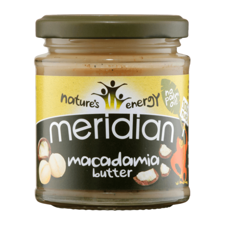 Macadamia Nut Butter 170g