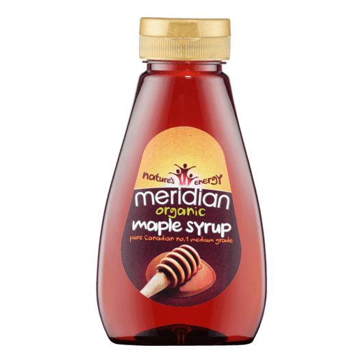 Organic Squeezy Maple Syrup 250ml