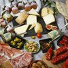 'L'Aperidinner' Large Italian Cheese & Charcuterie Box with Focaccia & Chutney by L'incontro