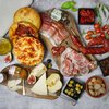 'The Italian Aperitivo' Italian Cheese & Charcuterie Box with Focaccia & Chutney by L'incontro