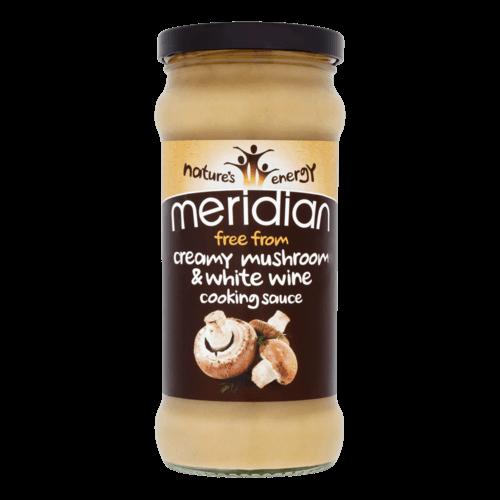 Free From Creamy Mushroom & White Wine Cooking Sauce 350g