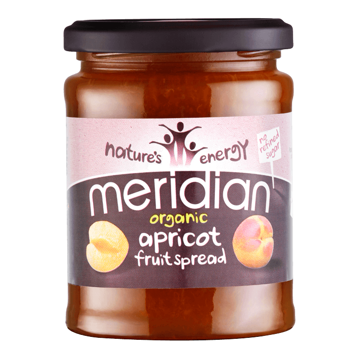 Organic Apricot Fruit Spread 284g