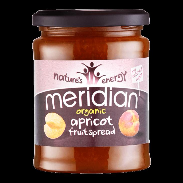 Organic Apricot Fruit Spread (No Added Sugar) 284g