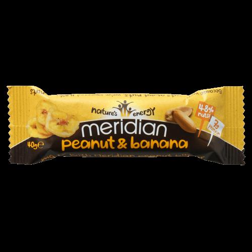 Gluten-Free Peanut & Banana Bar 18 x 40g
