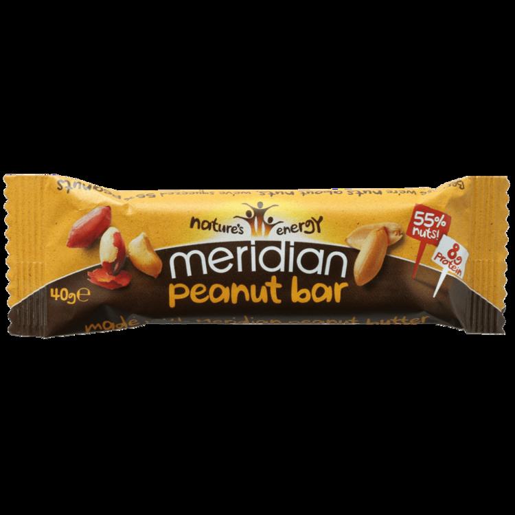 Gluten-Free Peanut Bar 18 x 40g