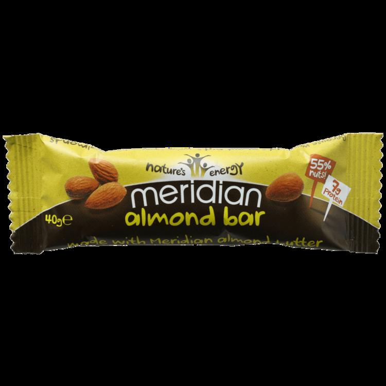 Gluten-Free Almond Bar 18 x 40g