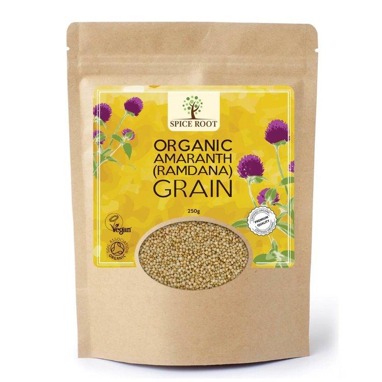 Organic Amaranth Grain 250g