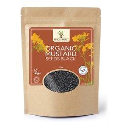 Organic Mustard Seeds Black 250g