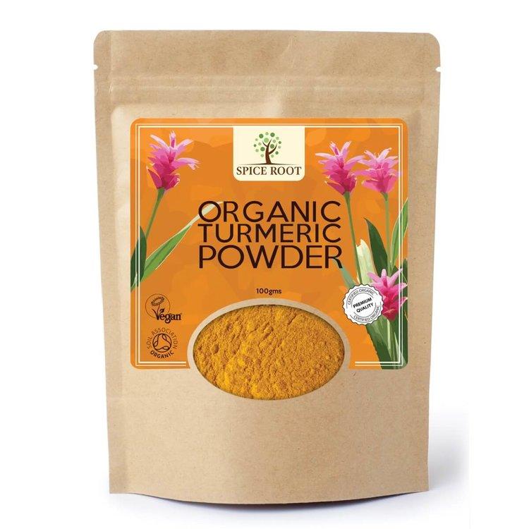 Organic Turmeric 100g