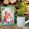 'Sunny Squirrel' Lemonade Card with Seeds by Seeds with Love - Drinks Greeting Card