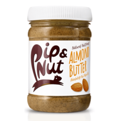 Almond Butter 225g by Pip & Nut (With Sea Salt)