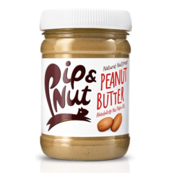 Smooth Peanut Butter 225g by Pip & Nut (With Sea Salt)