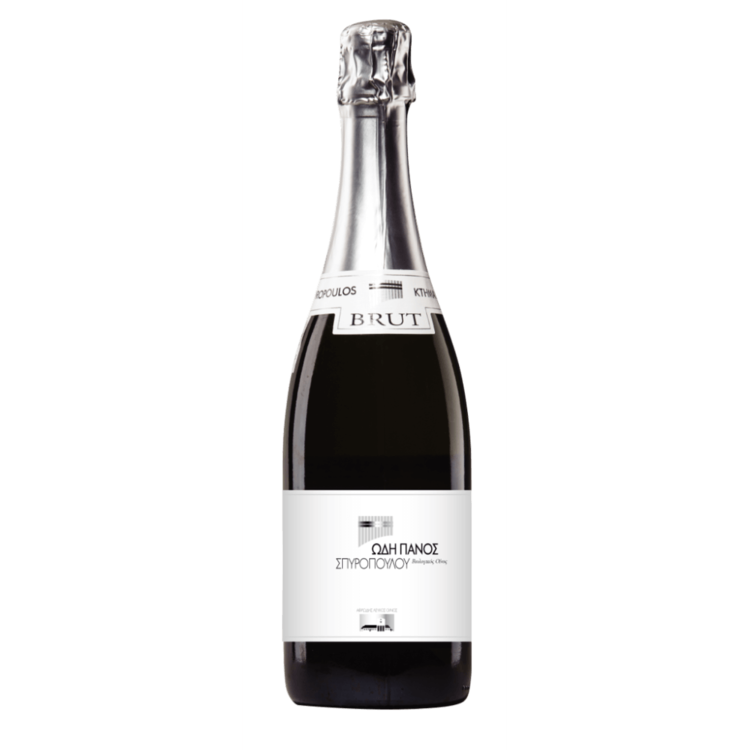 Organic Moschofilero White Sparkling Wine 2013 750ml