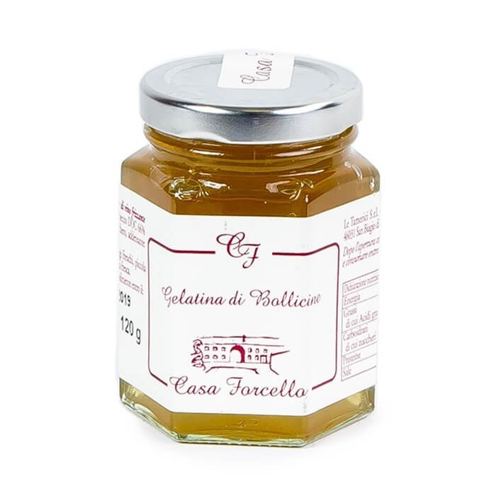 Prosecco Wine Jelly 2 x 120g (Get 1 Extra Free!)