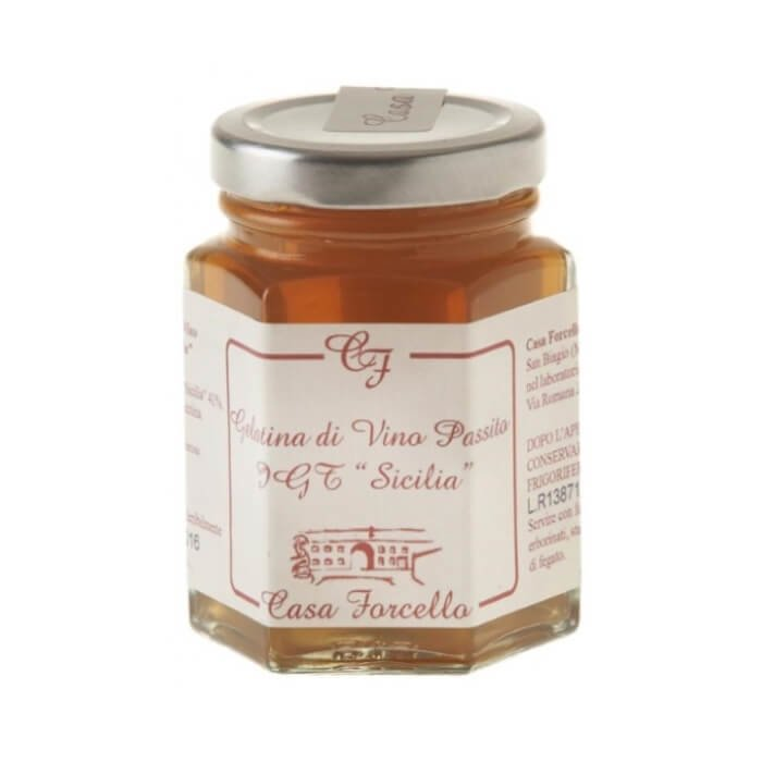 Passito Wine Jelly for Cheese Boards & Fruit Platters 2 x 120g (Get 1 Extra Free!)