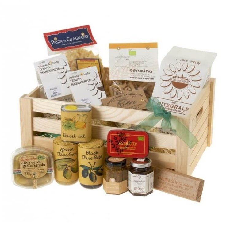 La Vegana Italian Vegan Gift Hamper