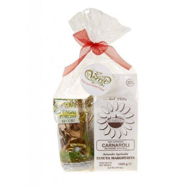 Italian Porcini Mushroom Risotto Gift Pack