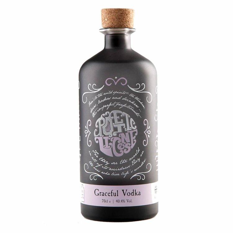'Graceful' Smooth British Vodka 70cl