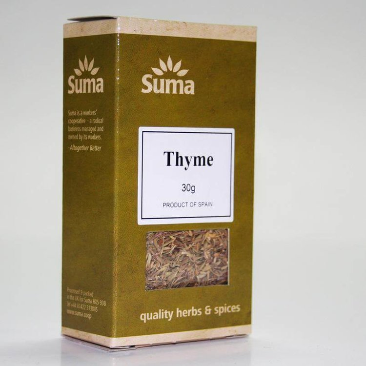 Rubbed Thyme 30g